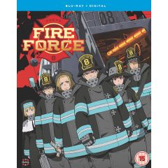 Fire Force: Season One Part One