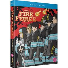 Fire Force: Season One Part Two