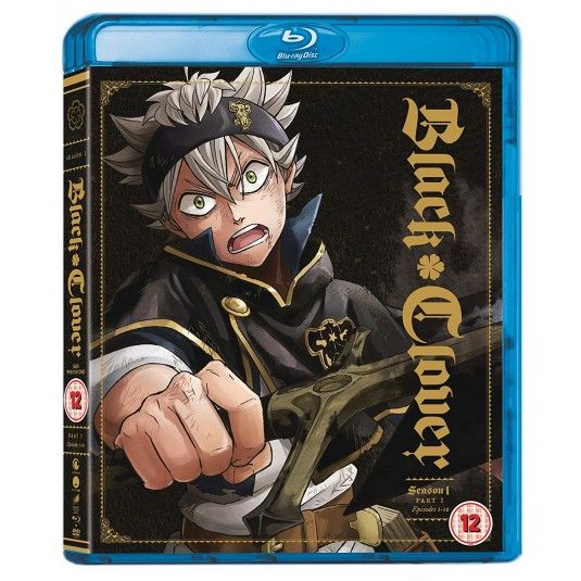 Black Clover Season 1 Part 1