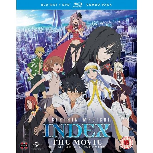 A Certain Magical Index: The Movie The Miracle of Endymion