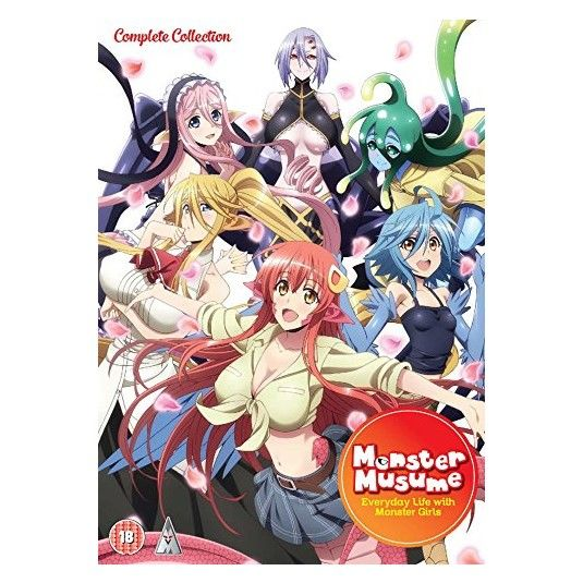 Monster Musume: Complete Collection