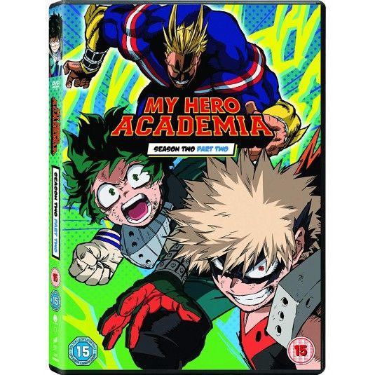 My Hero Academia: Season 2 Part 2