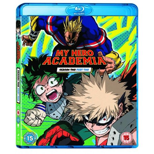 My Hero Academia: Season 2 Part 2