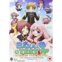 Baka And Test: Summon The Beasts Complete Series Collection