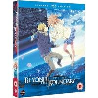 Beyond The Boundary The Movie: I'll Be Here Collector's Edition