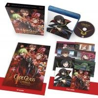 Code Geass: Lelouch of the Rebellion 1 - Initiation - Collector`s Edition