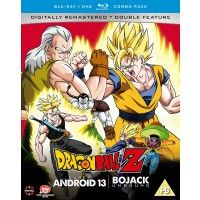 Dragon Ball Z Movie Collection Four: Super Android 13!/Bojack Unbound