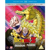 Dragon Ball Z Movie Collection Six: Fusion Reborn/ Wrath of the Dragon