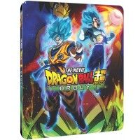 Dragon Ball Super: Broly Movie SteelBook