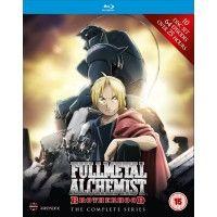 Fullmetal Alchemist Brotherhood - Complete Series