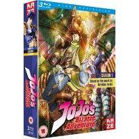 Jojo's Bizarre Adventure Season 1