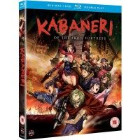 Kabaneri of the Iron Fortress: Season One BD Combo