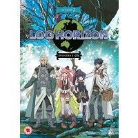 Log Horizon S2 Collection