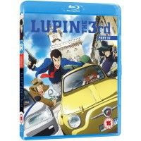 Lupin the 3rd Part IV - Standard Edition