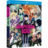 Mob Psycho 100: The Complete Series (Blu-ray + DVD)