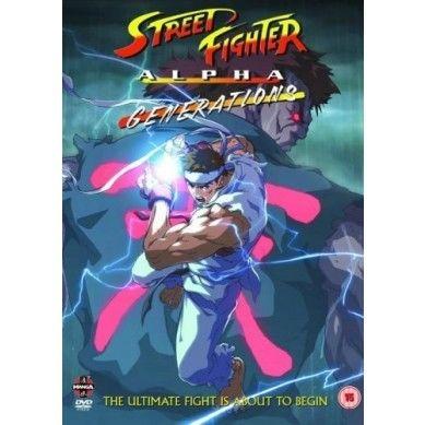 Street Fighter Alpha Generations
