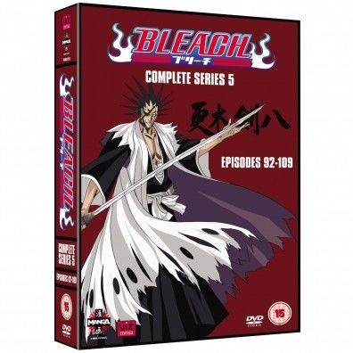 Bleach Complete Series 5 Box Set