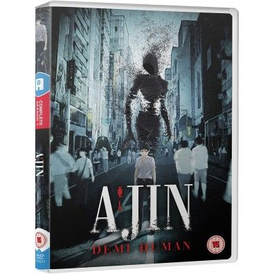 Ajin Season 1 - DVD