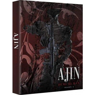 Ajin Season 2 (Collector's Edition)