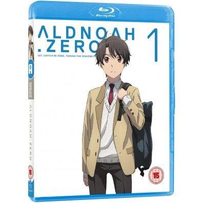 Aldnoah Zero Part 1 - Standard Edition