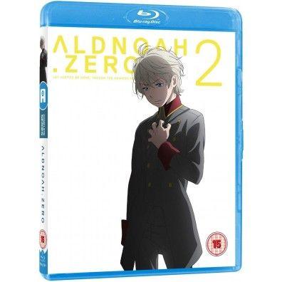 Aldnoah Zero Part 2 - Standard Edition