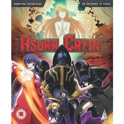 Asura Cryin' Collection