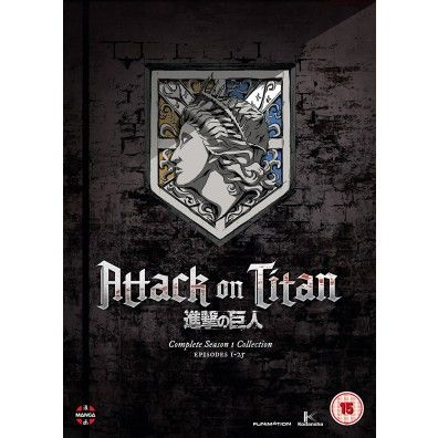 Attack On Titan: Complete Season One Collection