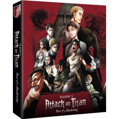Attack on Titan Roar of Awakening - Collector's Combi Edition