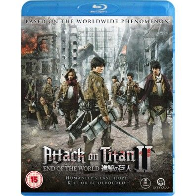 Attack on Titan: The Movie - Part 2