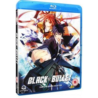 Black Bullet: Complete Season Collection