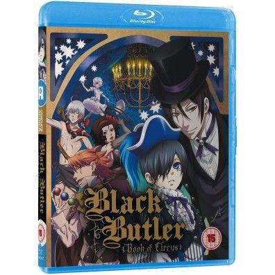 Black Butler Season 3 Standard Edition