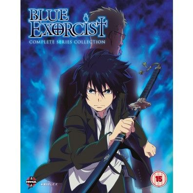 Blue Exorcist: The Complete Series Collection