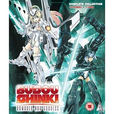 Busou Shinki: Armored War Goddess Collection