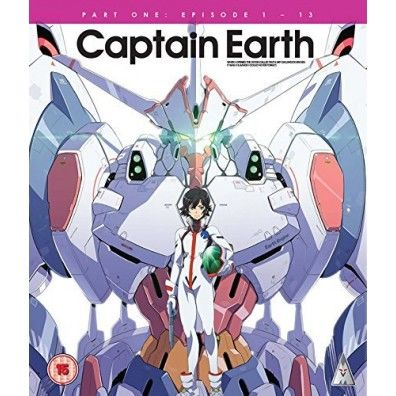 Captain Earth Part 1