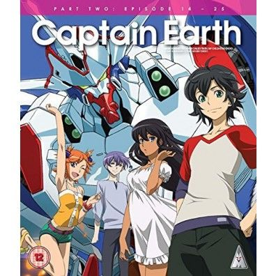 Captain Earth Part 2