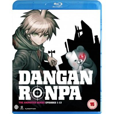 Danganronpa The Animation: Complete Season Collection