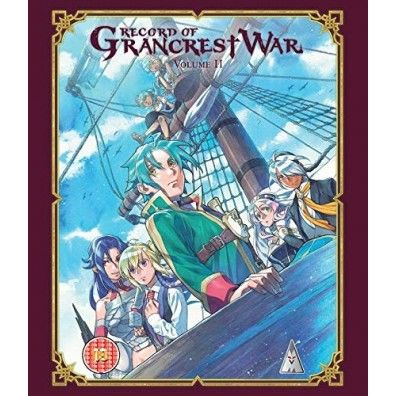 Record Of Grancrest War Part 2