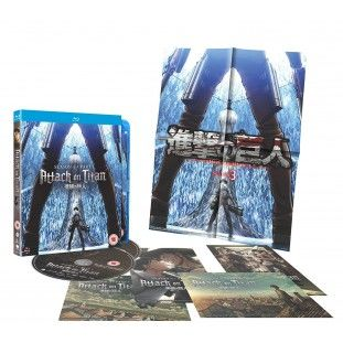 Attack on Titan: Season Three Part One - Collector`s Edition
