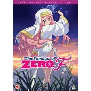 Familiar of Zero Series 4 Collection