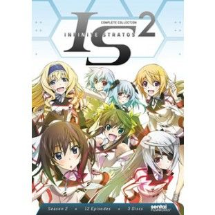 Infinite Stratos Series 2 Collection