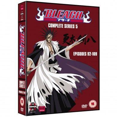 Bleach Complete Series 5 Box Set