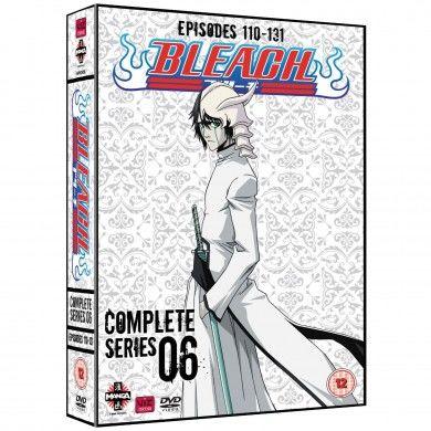 Bleach Complete Series 6 Box Set