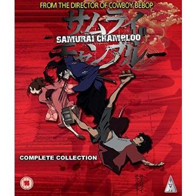 Samurai Champloo Collection