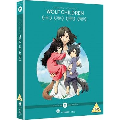 Hosoda Collection: Wolf Children Collector's Edition